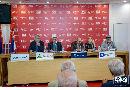Sednica  Srpske Kraljevske Akademije naučnika i umetnika - SKANU