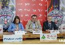"""Konferencija za medije povodom izložbe """"Stigla korpusna"""""""
