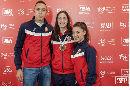 Zlatna medalja naših karatista na Svetskom prvenstvu za kadete, juniore i mlađe seniore u Santjagu - Čile